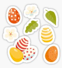 Happy Easter!!! Sticker