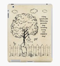 Winnie the Pooh - A Day Spent with You iPad Case/Skin