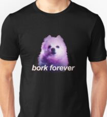 bork forever, space pup T-Shirt