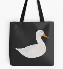 Ducks Digital Painting Tote Bag