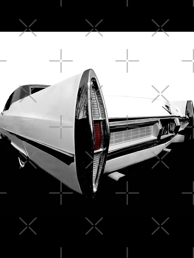 1968 Cadillac - hoher Kontrast von mal-photography