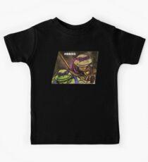 """Teenage Mutant Ninja Turtles """"#Bros"""" Kids Tee"""