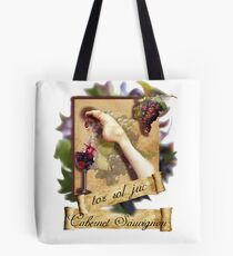 DRIPPING WINE Tote Bag