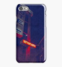 Hollywood Motel - No Vacancy iPhone Case/Skin
