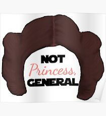 Not Pricness, General Leia Poster