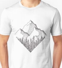 The Diamond Range Unisex T-Shirt
