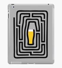 Beer Maze iPad Case/Skin