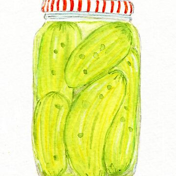 In a Pickle by allybdesign