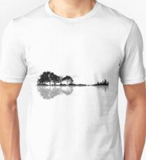 Nature Guitar Unisex T-Shirt
