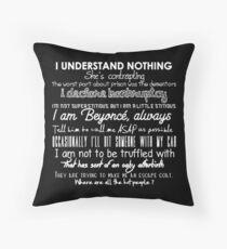 Michael Scott Quotes Throw Pillow