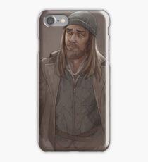 Jesus, The Walking Dead iPhone Case/Skin