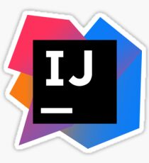 IntelliJ Idea Sticker