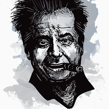 Icon: Jack Nicholson by BDalke