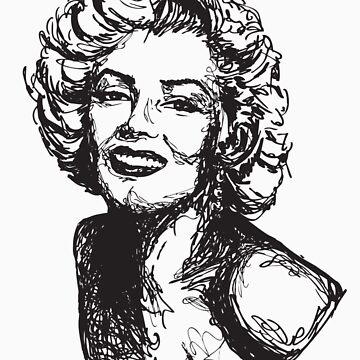 Icon: Marilyn Monroe  by BDalke