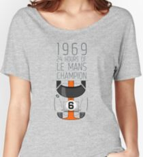 1969 Race Winner Women's Relaxed Fit T-Shirt