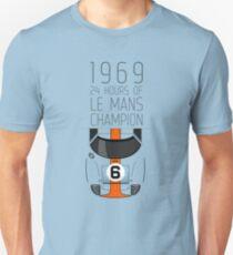 1969 Rennsieger Unisex T-Shirt