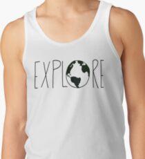 Explore the Globe Tank Top
