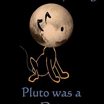 Pluto by JbyrdYoga
