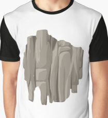 Floating Stone Graphic T-Shirt