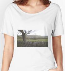 Rural scene Women's Relaxed Fit T-Shirt