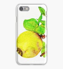 Quince Branch iPhone Case/Skin