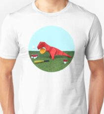 Yes T-Rex can! Unisex T-Shirt