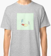 Florist - The Birds Outside Sang Classic T-Shirt