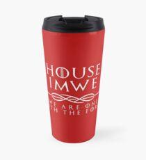 House Imwe - white Travel Mug