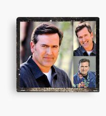 Bruce Campbell Canvas Print