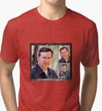Bruce Campbell Tri-blend T-Shirt