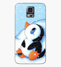 Antarktis-Aufregung Hülle & Klebefolie für Samsung Galaxy