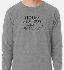 House Malbus - black Lightweight Sweatshirt