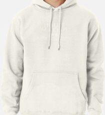 House Malbus - white Pullover Hoodie
