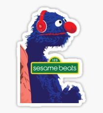 Sesame Beats Sticker