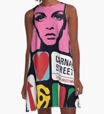 Swinging Sixties One A-Line Dress