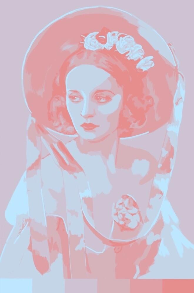 Lady of Flowers by wrathematics
