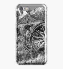 Old Wagon Near Jobs Peak iPhone Case/Skin