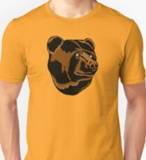 Bruins Pooh Bear Unisex T-Shirt