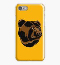 Bruins Pooh Bear iPhone Case/Skin