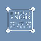 House Andor - white by houseorgana