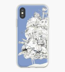Howl's Moving Castle iPhone Case