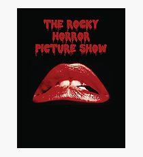 Le spectacle d'images Rocky Horror Impression photo