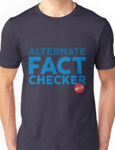 OFFICIAL ALTERNATE FACT CHECKER Unisex T-Shirt