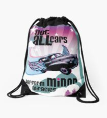 A Morris Minor Classic - Minor Miracles Drawstring Bag