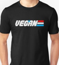 Vegan Warrior Unisex T-Shirt