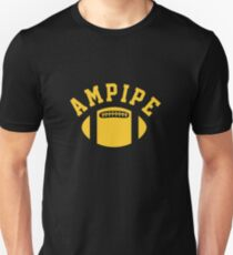 Ampipe High School Bulldogs Football Team Unisex T-Shirt