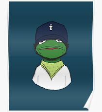 Kermit Lamar Poster