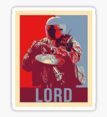 Lord Tachanka Sticker