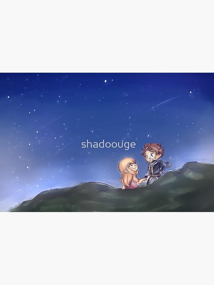 Sternenhimmel Nalu von shadoouge