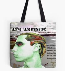 The Tempest Full Fathom Five thy Father Lies Tote Bag